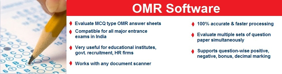 OMR Sheets Forms Designing And Printing